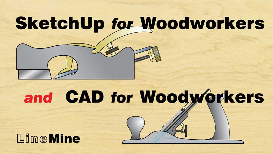 The Complete Woodworkers Drawing Course