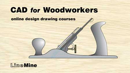 CAD for Woodworkers course