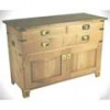 Military Chest with Doors Plan