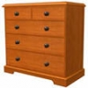 Traditional Chest of Drawers Plan