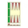 Backgammon Board Plan