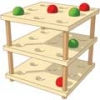 3D Noughts and Crosses Game Plan