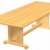 Trestle Table Plan