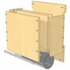 Sandpaper Dispenser Plan