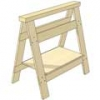 Folding Sawhorse Plan