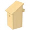 Lean-to Bird Box Plan