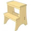 Step Stool Plan