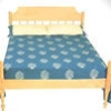Shaker Style Double Bed DWG