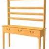 Narrow Oak Dresser Plan